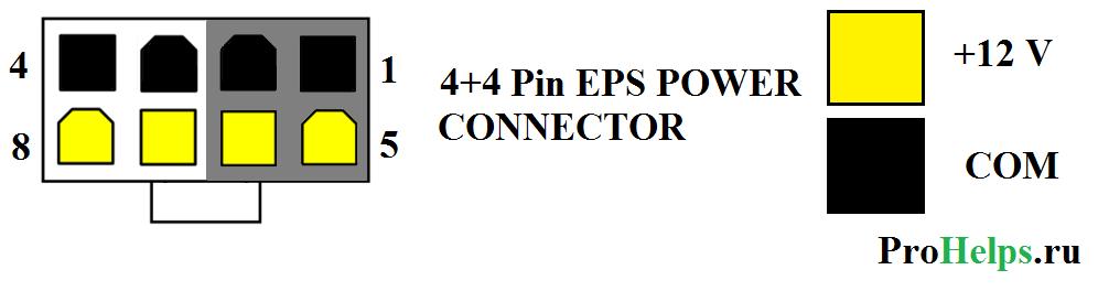 4+4pin1